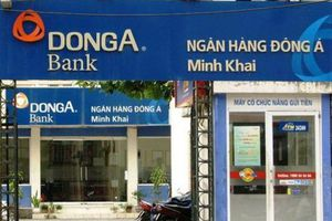 Khởi tố, bắt giam nhiều nguyên lãnh đạo Ngân hàng Đông Á