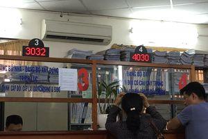 'Ngâm' hồ sơ nhà đất, hàng loạt văn phòng đăng ký đất đai bị phê bình, kiểm điểm