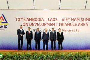 Thủ tướng Nguyễn Xuân Phúc chủ trì Hội nghị cấp cao CLV lần thứ 10