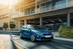 Chi tiết Kia Ceed 2018 - chiếc Forte trong dáng hatchback