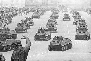 Choáng ngợp kho vũ khí của lục quân Hồng quân Liên Xô