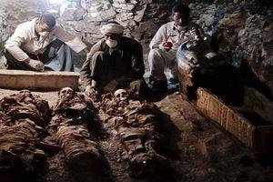 Loạt phát hiện gây sửng sốt nhân loại về mộ cổ Ai Cập
