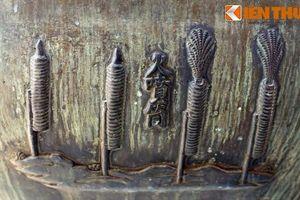 Sự thật ít biết về các loại vũ khí trên Cửu Đỉnh nhà Nguyễn