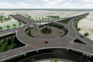 600 tỷ đồng xây cầu vượt 2 tầng nối cao tốc Đà Nẵng - Quảng Ngãi