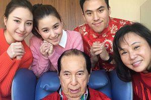 3 cô con gái xinh hơn hoa hậu của ông trùm sòng bài Macau
