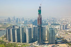 Người Việt làm công trình cao thứ 10 thế giới