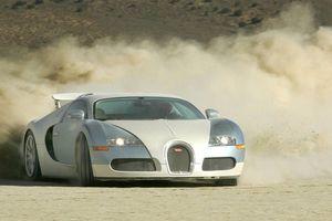 Những siêu xe nhanh không khác 'quái vật' F1