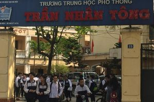 Ngày mai, học sinh trường THPT Trần Nhân Tông chuyển sang địa điểm mới