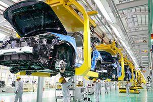 Nhà máy Thaco Mazda lớn nhất Đông Nam Á đi vào hoạt động