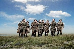 Loạt ảnh đánh chú ý về Chiến tranh thế giới 2