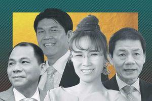 Bức tranh người giàu Việt thay đổi thế nào qua một thập kỷ?