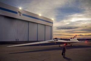 NASA chế tạo máy bay siêu thanh 'im lặng'
