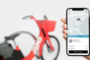 Uber mua lại startup chia sẻ xe đạp JUMP