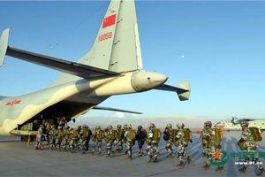 Lính dù TQ và tốc độ triển khai 'khủng khiếp'