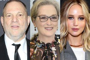 Jennifer Lawrence, Meryl Streep cùng loạt sao phản đối ý định phá sản của Harvey Weinstein