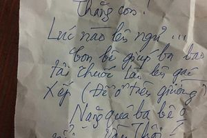Dân mạng khoe loạt giấy nhắn của bố mẹ gây ganh tỵ không ngớt