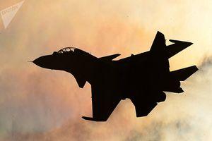 Tường tận máy bay Su-30SM của Nga vừa rơi ở Địa Trung Hải