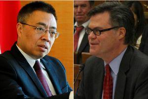 Đại sứ Trung Quốc và Mỹ 'đấu tố' nhau kịch liệt tại WTO