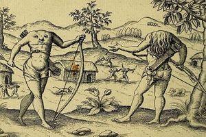 Bí ẩn bộ tộc không đầu có thật trên trái đất