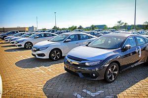 Miễn thuế, mỗi xe Honda nhập về Việt Nam giá trung bình 483 triệu đồng