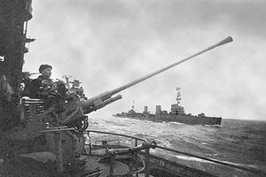 Loạt ảnh cực hiếm về hạm đội 235 năm tuổi của Hải quân Nga