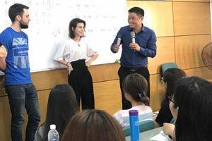 Bí quyết học tiếng Anh hiệu quả của thầy giáo trẻ