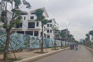 Dự án Khai Sơn City Long Biên: Xây dựng biệt thự không phép và 'bỏ rơi' người đã khuất?
