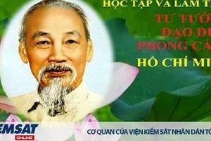 Học tập và làm theo Chủ tịch Hồ Chí Minh về tự phê bình và phê bình