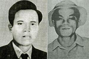 Ba anh hùng liệt sĩ hy sinh trong mùa xuân 1968