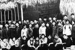 Nửa thế kỷ, những lớp học đặc biệt trong lịch sử đất nước…