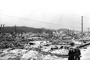 Hãi hùng nước Nhật sau đòn tấn công hạt nhân của Mỹ