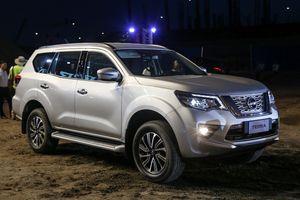 Nissan Terra 7 chỗ ra mắt, giá tương đương 650 triệu, về VN đầu 2019