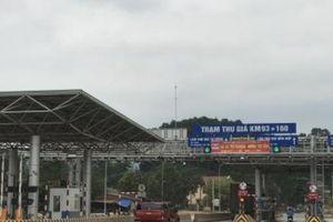 Nhà đầu tư cao tốc Bắc Giang - Lạng Sơn xin bỏ một trạm thu phí BOT trên Quốc lộ 1