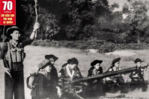 Thủ lĩnh gan dạ của Trung đội nữ Pháo binh Trảng Bàng