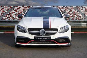 Mercedes-AMG C63 'biến hình' xe đua nhờ hãng độ Mansory