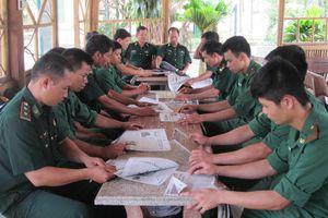 Câu lạc bộ không khói thuốc ở biên giới Nam Giang