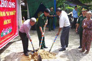 BĐBP Thừa Thiên Huế: Khởi công xây dựng nhà Đại đoàn kết