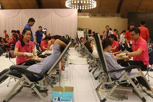 Tiếp nhận tối thiểu 30.000 đơn vị máu dịp hè