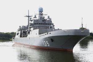 Nga đưa tàu tấn công 'khủng' vào trực chiến