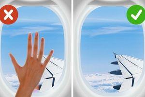 15 điều sai lầm du khách thường mắc phải khi đi máy bay