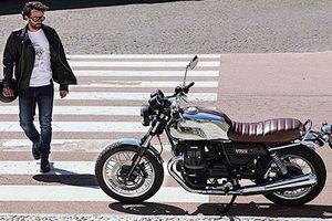 'Soi' Moto Guzzi V7 III Limited chỉ 500 chiếc trên TG