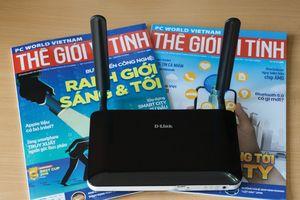 D-Link DWR-921: Cứu cánh cho Wi-Fi trên xe khách, hay công trường và văn phòng di động