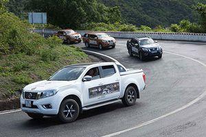 Hơn 70 xe bán tải Nissan Navara tụ hội tại Đà Nẵng