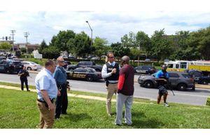 Toàn cảnh vụ xả súng tại một tòa soạn báo ở Mỹ