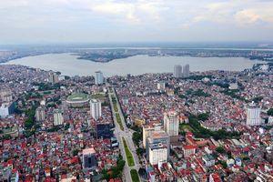Ngắm Hà Nội từ Đài quan sát Sky Walk