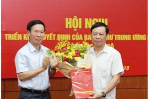 Đồng chí Phạm Văn Linh làm Phó Chủ tịch chuyên trách Hội đồng Lý luận Trung ương