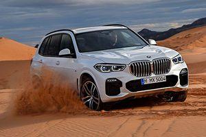 BMW X5 thế hệ mới công bố giá bán từ 1,39 tỷ đồng