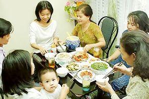 Giáo dục đạo đức gia đình