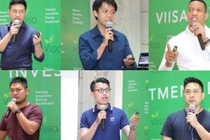 Quỹ tăng tốc khởi nghiệp Việt Nam kết nối start-up gọi vốn