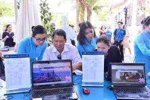 Vietnam Airlines áp dụng phương thức thanh toán bằng QR code